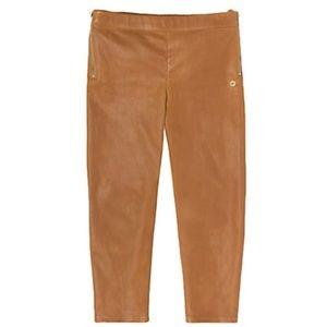 NWT GUCCI Mouve Kids Leather Leggings